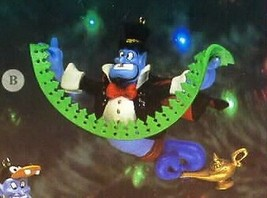 Genie With Lamp from Disney Aladdin  ornament - $25.15
