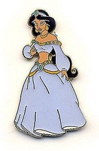Jasmine Sparkle glitter from Aladdin authentic Disney Princess pin/pins - $25.00