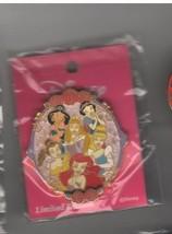 Jasmine Belle Ariel Aurora Cinderella authentic Japan Disney pin/pins - $48.37