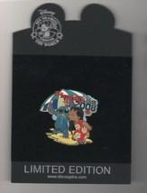 Lilo & Stitch Friendship Day 2008 original card Authentic Disney LE 250 pin - $99.99