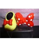 Minnie Mouse Bow & Shoe  - Salt & Pepper Disney - $21.99