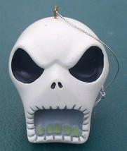 Nightmare Before Christmas Jack yelling head NMBC ornament - $19.99