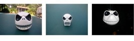 Nightmare Before Christmas Jack grinning smiling yelling 3 NMBC head orn... - $55.99