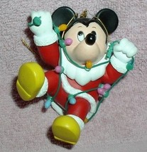 Mickey Mouse tied up  Disney Ornament - $18.85