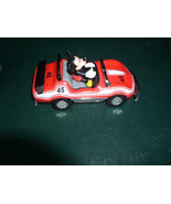 Mickey Mouse convertible sports car numbered 45  Walt Disney toy - $24.18