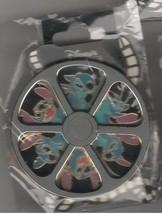 Stitch Movie Reel Spinner Soda Fountain on original card Authentic Disne... - $135.44