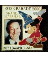 Sorcerer Mickey Rose Parade 2000  Roy Disney  pin/pins - $71.05
