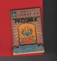 Stitch's Great Escape! Attraction Opening (Prisoner) authentic Disney pin - $35.95