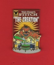Stitch's Great Escape! Attraction Opening The Creation authentic Disney pin - $35.95