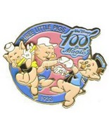 The 3 Little Pigs Japan authentic Disney 100 Years of Magic pin/pins - $45.99