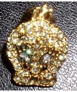 Tweety Bird Warner Brothers Austrian crystals Lepel Pin/pins - $39.99