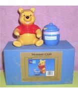 Winnie The Pooh - Salt & Pepper Shaker Set Disney - $25.99