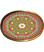 """""""Lindy"""" Artisan Belt Buckle by Princess and But... - $28.00"""