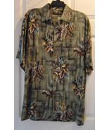 New Men's Pierre Cardin Size M Tropical Print B... - $14.95