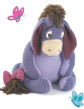 RARE~Disney~Pooh & Friends~Crochet Patterns~OOP - $38.50