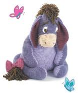 RARE~Disney~Pooh & Friends~Crochet Patterns~OOP - £29.89 GBP