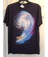 Spacedog Pug Graphic Tee  Size S NWT  New Collision Theory  - $14.95