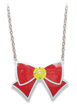 Sailor Moon Glitter Ribbon Necklace GE80535 *NEW* - $15.99