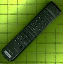 Sony RMDC355 REMOTE ✚ FREE CDPCE275 CDPCE345 CDPCE375 5CD Carousel Playe... - $24.95
