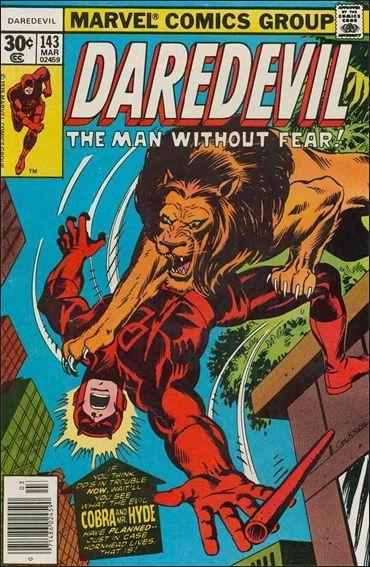 Marvel DAREDEVIL (1964 Series) #143 FN/VF
