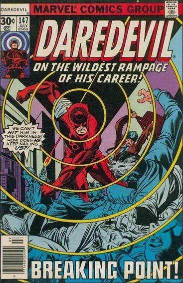 Marvel DAREDEVIL (1964 Series) #147 FN