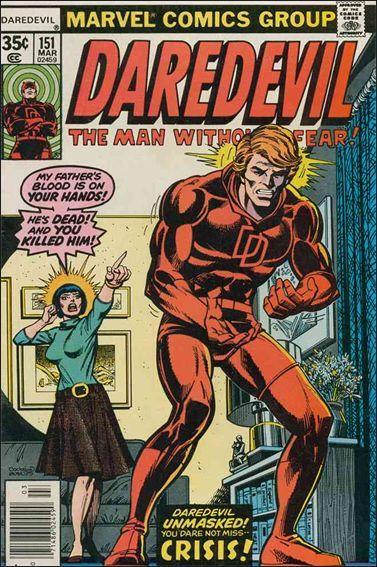 Marvel DAREDEVIL (1964 Series) #151 VF