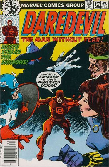 Marvel DAREDEVIL (1964 Series) #157 FN/VF