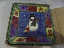 Sango Sweet Shoppe Christmas Candy Dish - $7.25