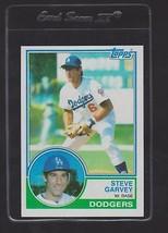 1983 Topps STEVE GARVEY #610 - $3.50