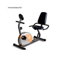 Stationary Exercise Bike Workout Cycling Indoor Peddle Bicycle Pedals Fi... - $199.98
