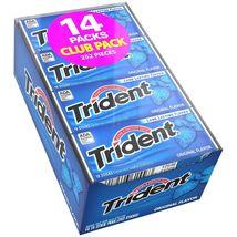 Trident Original Sugar Free Chewing Gum w/Xylitol - 52/18pc Packs 1008 P... - $59.99
