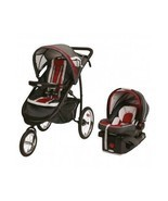Baby Jogger Stroller Portable Infant Car Seat Running Exercise Cribs Fur... - $349.95