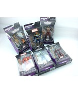 Hasbro Marvel Guardians of the Galaxy 6-inch Complete Set of 6 Build A G... - $499.99