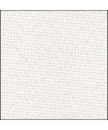 18ct Opalescent/White Aida 36x43 cross stitch f... - $36.00