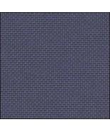25ct Navy Lugana evenweave 36x27 cross stitch fabric Zweigart - $25.20