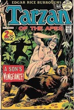 Tarzan Comic Book #208,  Second DC Comics Issue 1972 FINE+ - $12.59