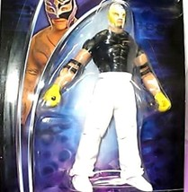 WWE WWF WCW Backlash Series 11 Rey Mysterio Jak... - $23.31