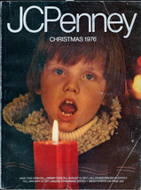 JC PENNEYS  CHRISTMAS Catalog  for 1976 PENNEY WISHBOOK - $45.05
