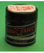 manic panic semi permanent hair color cream color after midnight - $9.05