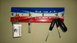 Recycled Ski Key Rack - $12.00
