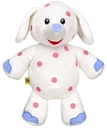 NEW Build a Bear Misfit Spotted Elephant Rudolph 2010 Misfits Stuffed Plush Toy - $169.99