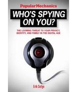 Who's Spying on You? -Includes Bonus eBook! - $7.95