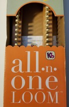 All In One Knitting Loom Authentic Knitting Board - $54.97 CAD