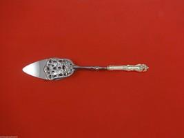 "Marlborough by Reed & Barton Sterling Silver Pastry Tongs HHWS  Custom 9 7/8"" - $93.20"