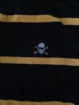 Gap Kids GapKids Blue Yellow Striped Polo Shirt Shirts Size XXL (14-16) image 2