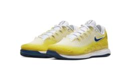 Nike Air Zoom Vapor X Knit Yellow Tennis Shoes AR8835-700 Women's Size 9 - $99.00