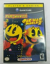 Pac-Man Vs. Pac-Man World 2 Nintendo Gamecube Player's Choice 2003 - $13.85