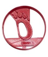 University of Cincinnati C Letter Ohio College Cookie Cutter USA PR4306 - $2.99