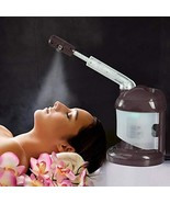 Facial Steamer with Extendable Arm, Ozone Table Top Mini Spa Face Steame... - $65.58