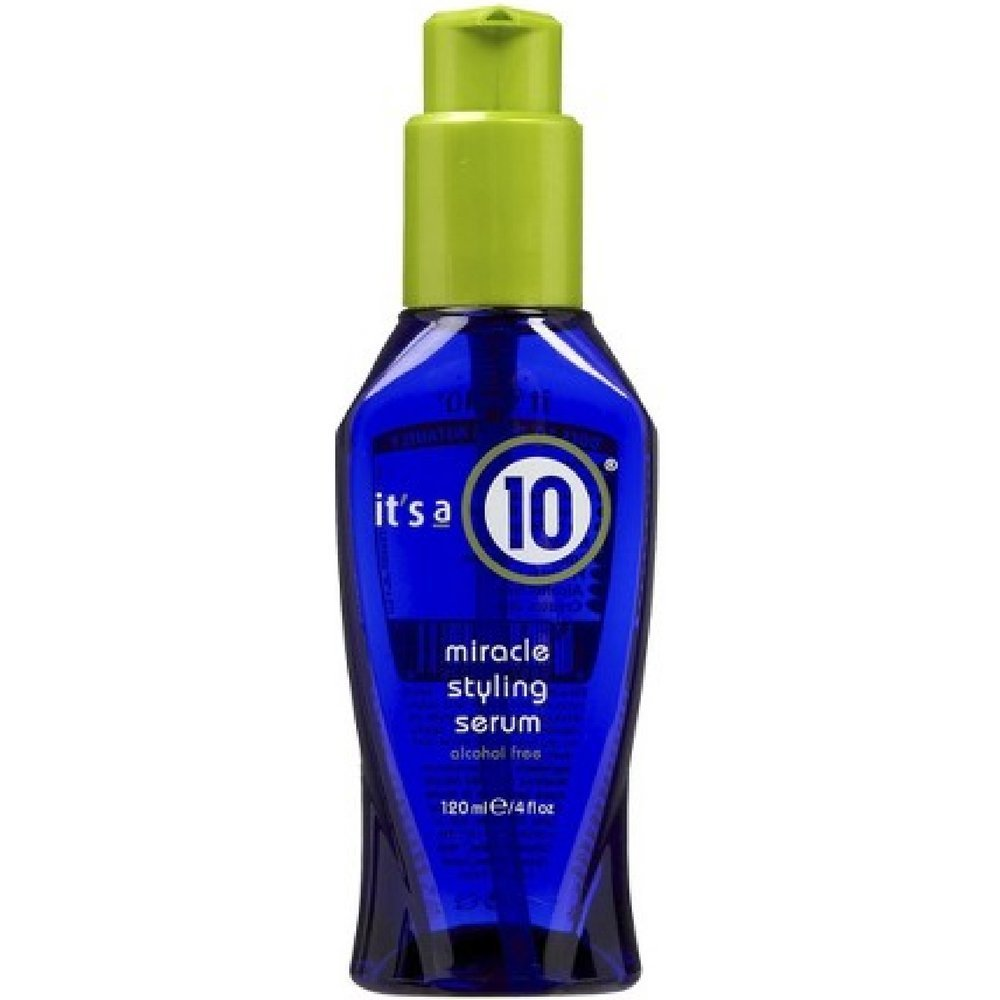 it's a 10 Miracle Styling Serum 4 oz (Pack of 2)
